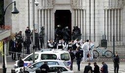 Женщину обезглавили во Франции