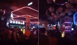 Сотни отдыхающих клиентов заперлись в ночном клубе в Нур-Султане