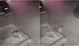 Шестилетняя девочка выпала из окна 4-го этажа и вернулась домой сама