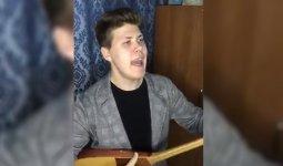 «Алеша, жарайсын!»: русский домбрист восхитил казахстанцев
