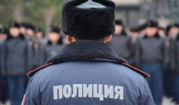 Полицию Алматы перевели на усиленный режим