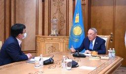 На медсотрудниках лежит большая нагрузка и ответственность – Нурсултан Назарбаев