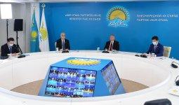 Съезд показал готовность «Nur Otan» к победе на выборах – политолог
