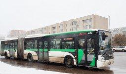 Столичные автобусы выйдут на свои маршруты 1 декабря