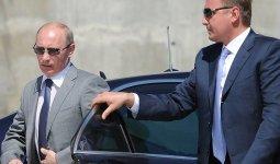 Сотрудник личной охраны Путина покончил с собой в Кремле