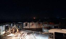 При пожаре на месторождении погибли трое рабочих в Кызылординской области