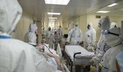 Сколько больных коронавирусом казахстанцев выявили за прошедшие сутки