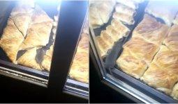 Видео с бегающей по выпечке крысой на одном из прилавков Алматы появилось в Сети