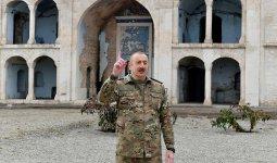 День победы в войне за Нагорный Карабах учредили в Азербайджане