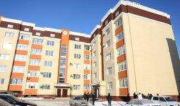 По поручению Президента в Актобе решен квартирный вопрос семьи Усеновых