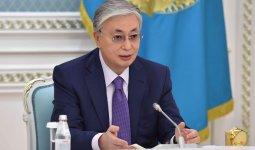 Президент поблагодарил казахстанских волонтеров