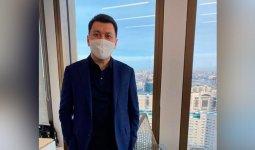 Помощник президента получил вторую дозу казахстанской вакцины от COVID-19