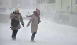 Штормовое предупреждение объявили в Нур-Султане и девяти областях Казахстана
