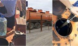 Мужчину осудили за перевозку 23 тонн дизтоплива в Костанайской области