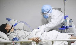 Многократно увеличился суточный прирост заболевших пневмонией в Казахстане