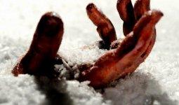Пенсионер насмерть замерз на улице в Петропавловске