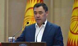 Новый президент Кыргызстана отменил кортеж и банкет на своей инаугурации