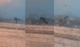 Самоубийство 17-летнего юноши из Семея случайно попало на видео