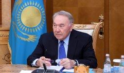 Председатель партии «Nur Otan» принял министра образования и науки