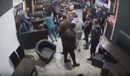 Участники массовой драки избили посетителей и разнесли кафе в Кокшетау