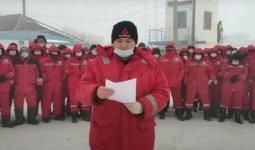 Нефтяники в знак протеста приостановили работу в Актюбинской области