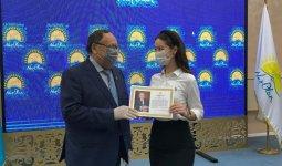 Благодарственные письма от председателя Nur Otan Нурсултана Назарбаева вручены в Акмолинской области