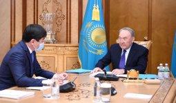 Нурсултан Назарбаев: Пандемия негативно влияет на благосостояние людей и бизнеса