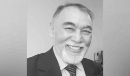 На 73-м году жизни скончался журналист Казис Тогузбаев