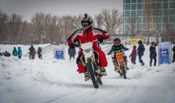 Ежегодный зимний фестиваль «Бұрқасын – 2021» прошел в Нур-Султане