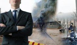 Пожар в ангаре: «Казахстан инжиниринг» пытается избавиться от «дочки», за которую судятся бизнесмены?