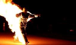 Мужчина поджог себя в здании маслихата ЗКО