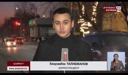 Служебную проверку начали в полиции Шымкента после конфликта с корреспондентом ТК «Астана»