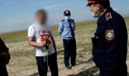 За 6сорванных тюльпанов шымкентца могут посадить в тюрьму на три года