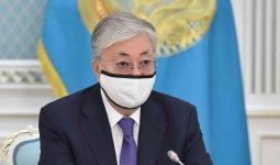 Касым-Жомарт Токаев принял отчет Нацбанка РК