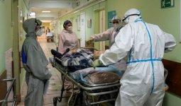 Суточный прирост заболевших коронавирусом снизился