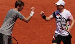 Историческое достижение сотворили казахстанские теннисисты