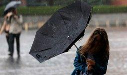 Град, дожди, пыльная буря: синоптики представили прогноз погоды