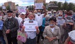 Нурлана Сабурова просят спасти Степногорск от экологической катастрофы