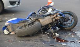 15-летний подросток разбился на мотоцикле в Уральске