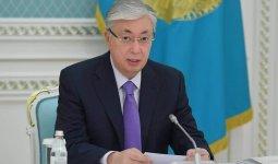 Касым-Жомарт Токаев призвал казахстанцев активнее вакцинироваться от коронавируса