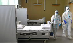Умерли еще 12 заболевших коронавирусом пациентов