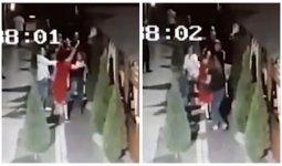 Таразские женщины устроили «мордобой» в кафе