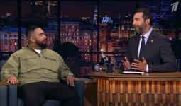 Jah Khalib рассказал Урганту, как его перевоспитала Москва