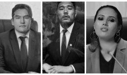 Скриптонит, Нурлан Сабуров и Назима «примерили» образы казахстанских акимов