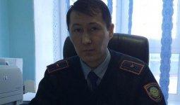 Полицейский начальник избежал ареста за пьяную езду в Уральске