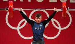 Тяжелоатлет Игорь Сон завоевал бронзовую медаль на Олимпиаде-2020 в Токио