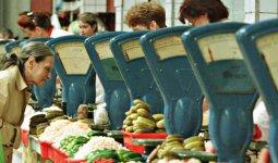 Рыночные торговцы устроили громкий скандал в Шымкенте