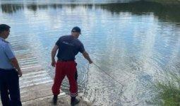 Рыбак запутался в сетях и утонул в ЗКО