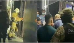 «Навели суету»: двери ночного клуба спилили из-за концерта рэпера в Актау