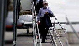 Объявленный в розыск экс-президент Кыргызстана прилетел в Бишкек
